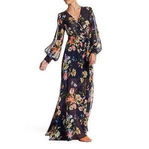 Meghan LA - Mon Cherie Wrap Dress (M)